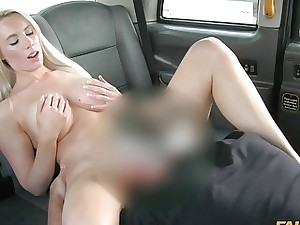 Pretty honey gets screwed by nasty driver