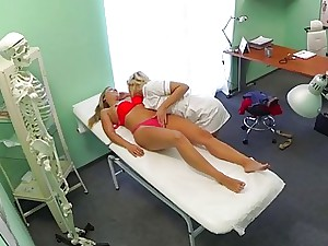 Abnormal nurse sexually entices new patient