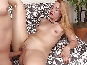Mature Hottie Sable Renae Gropes Her Cunt Then Gets It Fucked