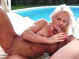 Huge-chested Grandmas Sex Compilation