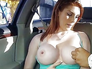 Rainia Belle walks in public with facial