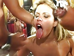 brazil smaba dancer are fucked at party