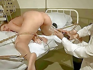 2 doctors punishing a patient