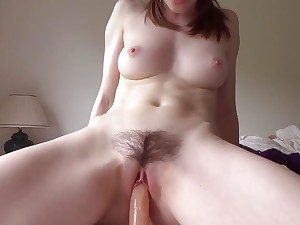 Feckless Lay Teenager Masturbates