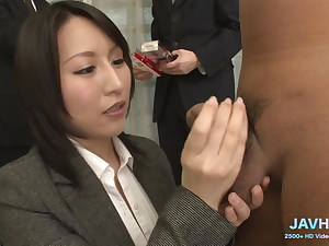 HD Chinese Gang-fuck Uncensored Vol 3