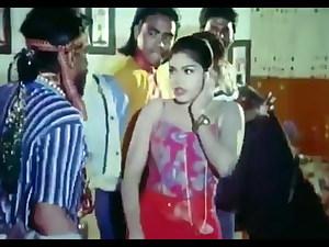 Bengali actress Nasrin in hot scene