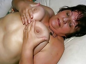 OldNanny Venerable Grannie together with BBW Of age